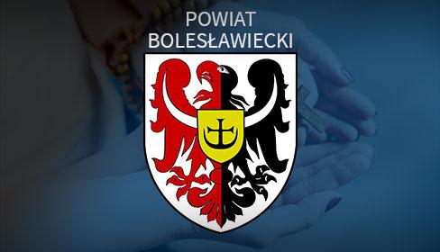 herb powiatu bolesławieckiego