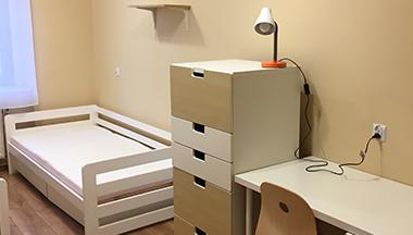 zdjęcie wyremontowanego pokoju